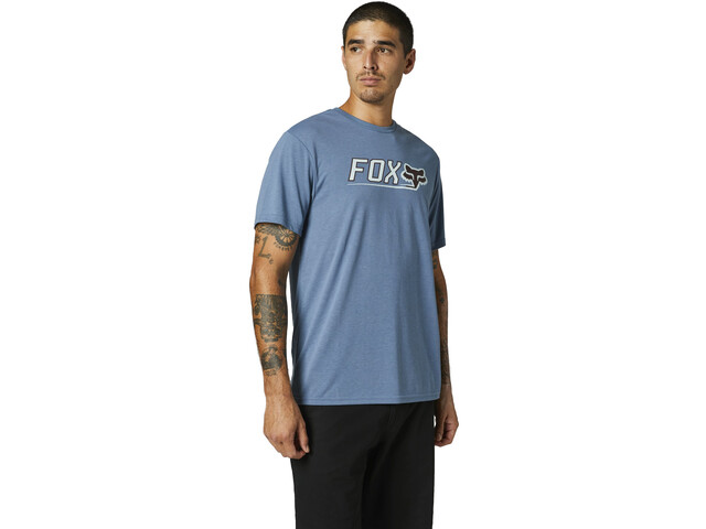 Fox Cntro SS Tech Tee Men, matte blue